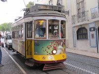 Tram Lisbon