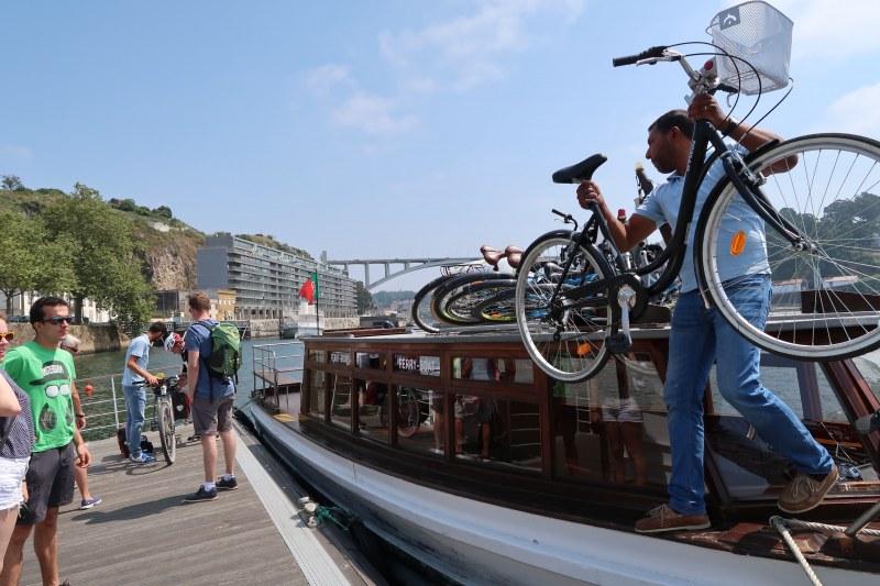 Pont Douro fietsen