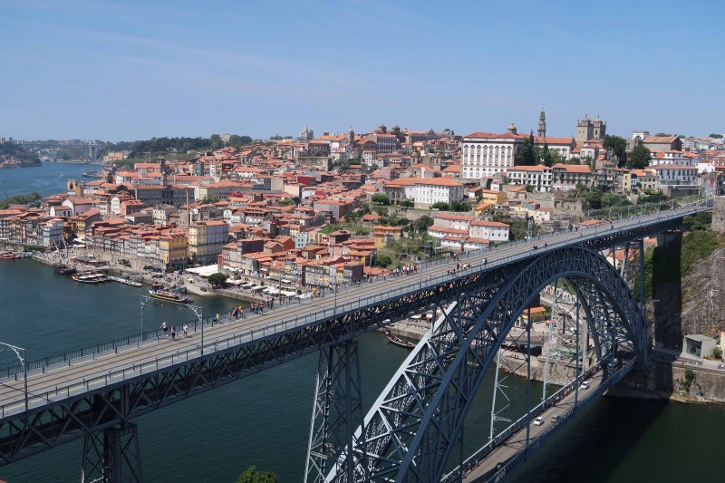 Porto Louis I bridge