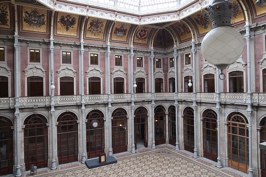 Palacio da Bolsa interieur