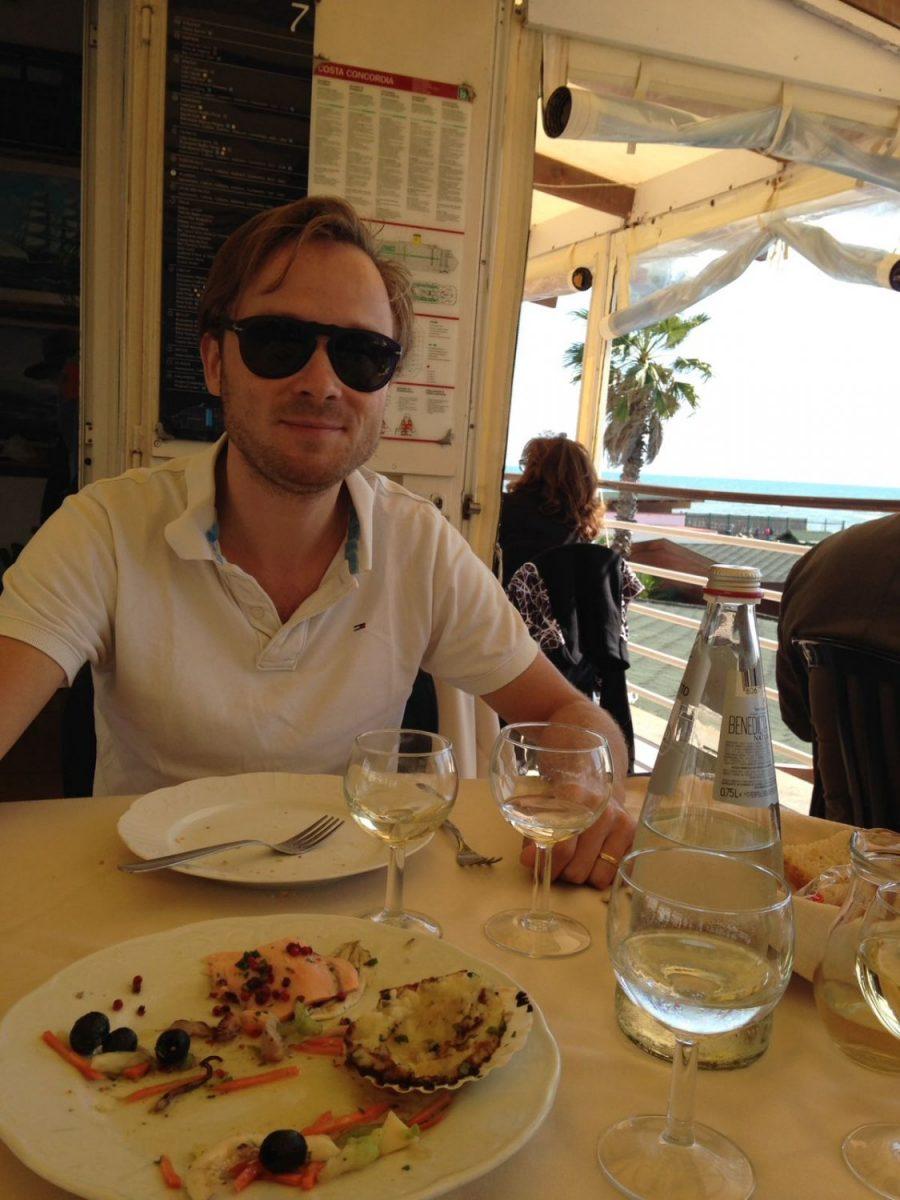 Lunch @Ostia
