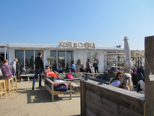 Beach bar koele kosta