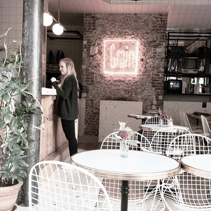 Parijs cafe