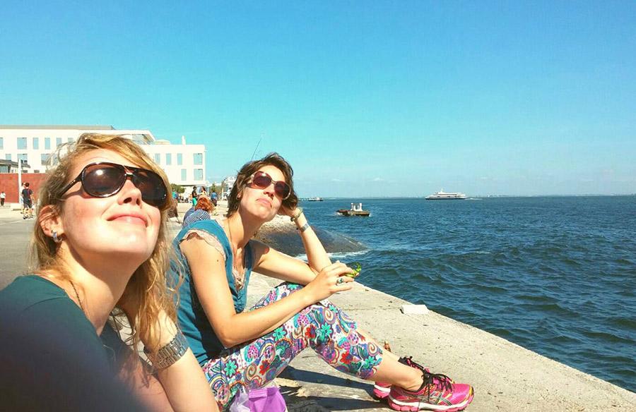 Lissabon water