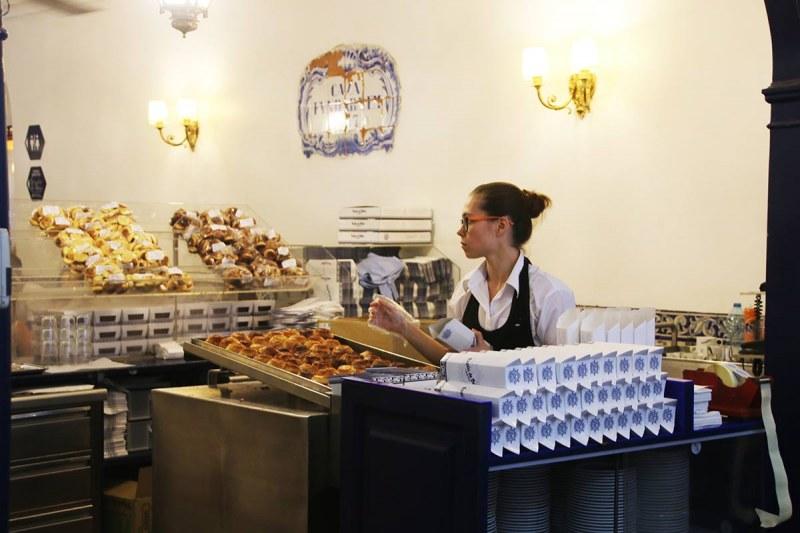 Bakery Pasteis