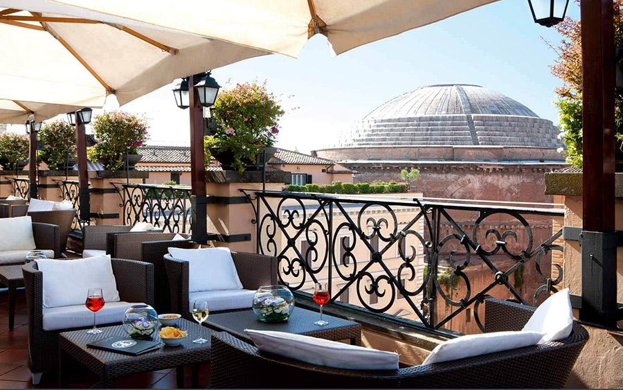 Minerva Rome hotel