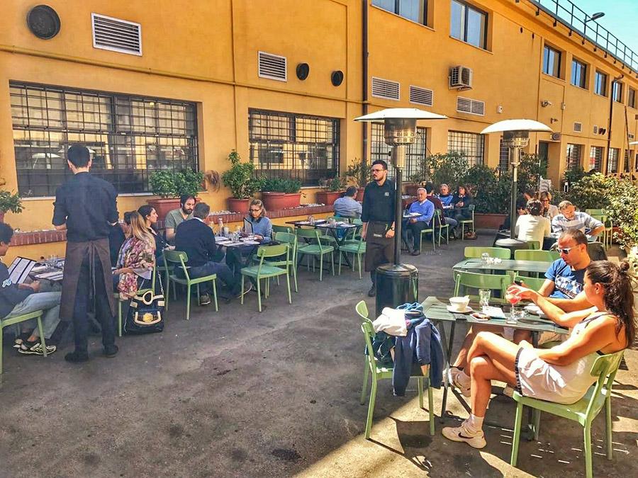 Restaurant Pluviale