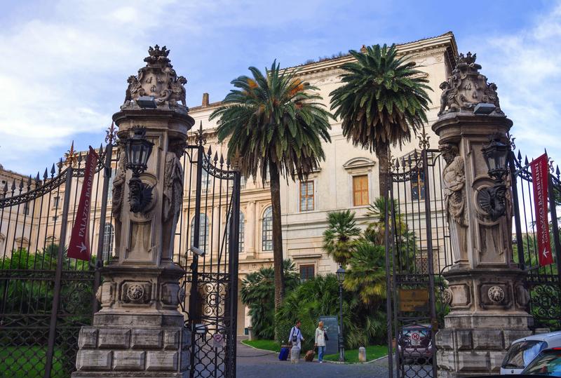 Palazzo barberini rome