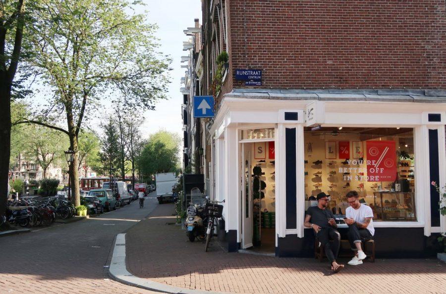 9 straatjes winkel