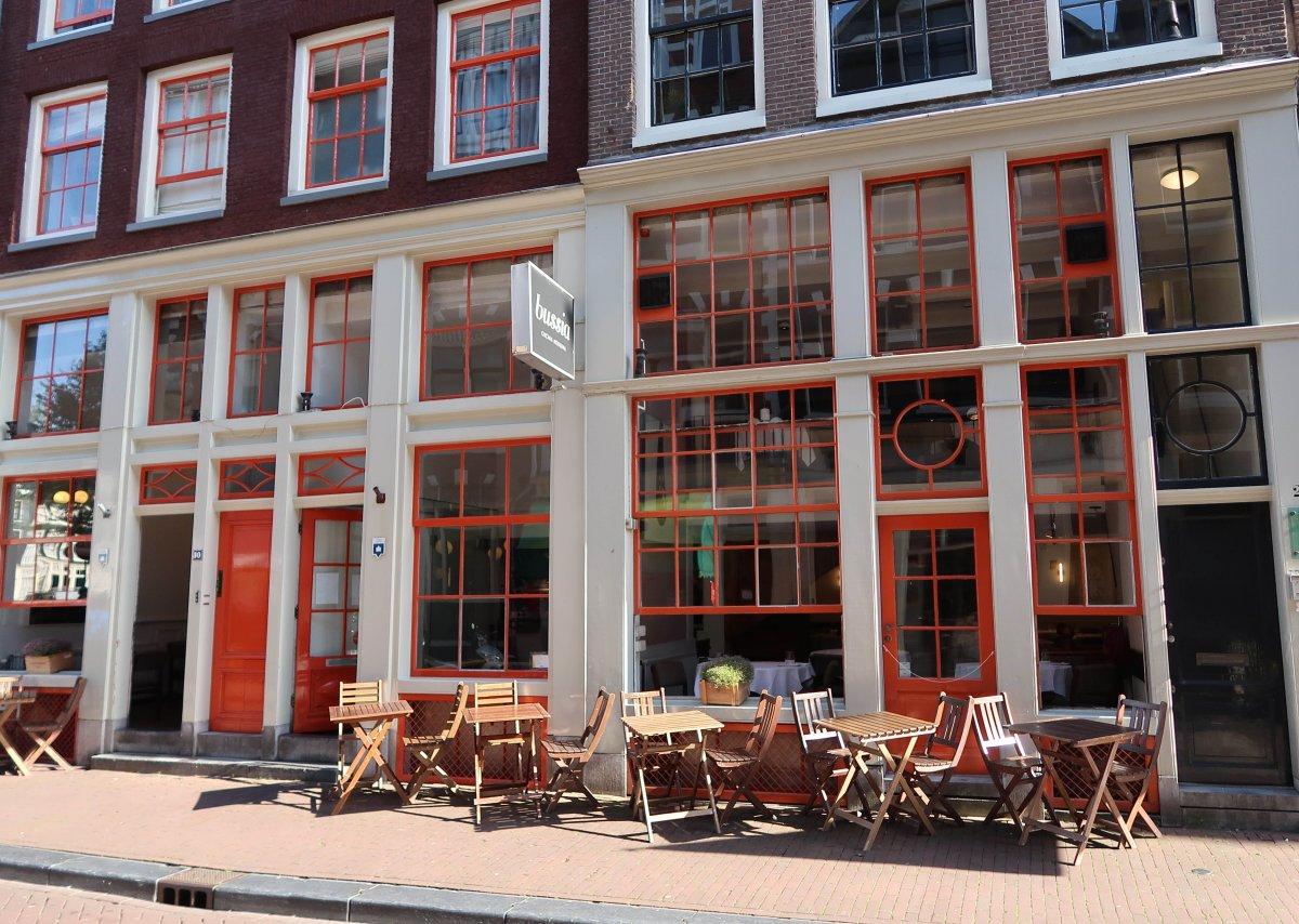 9 straatjes lunch cafe