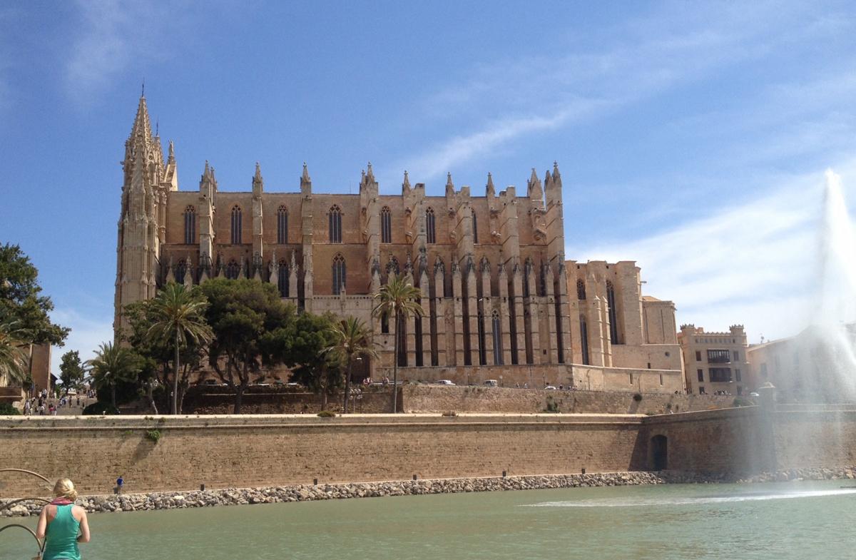 Palma de Mallorca Kathedraal