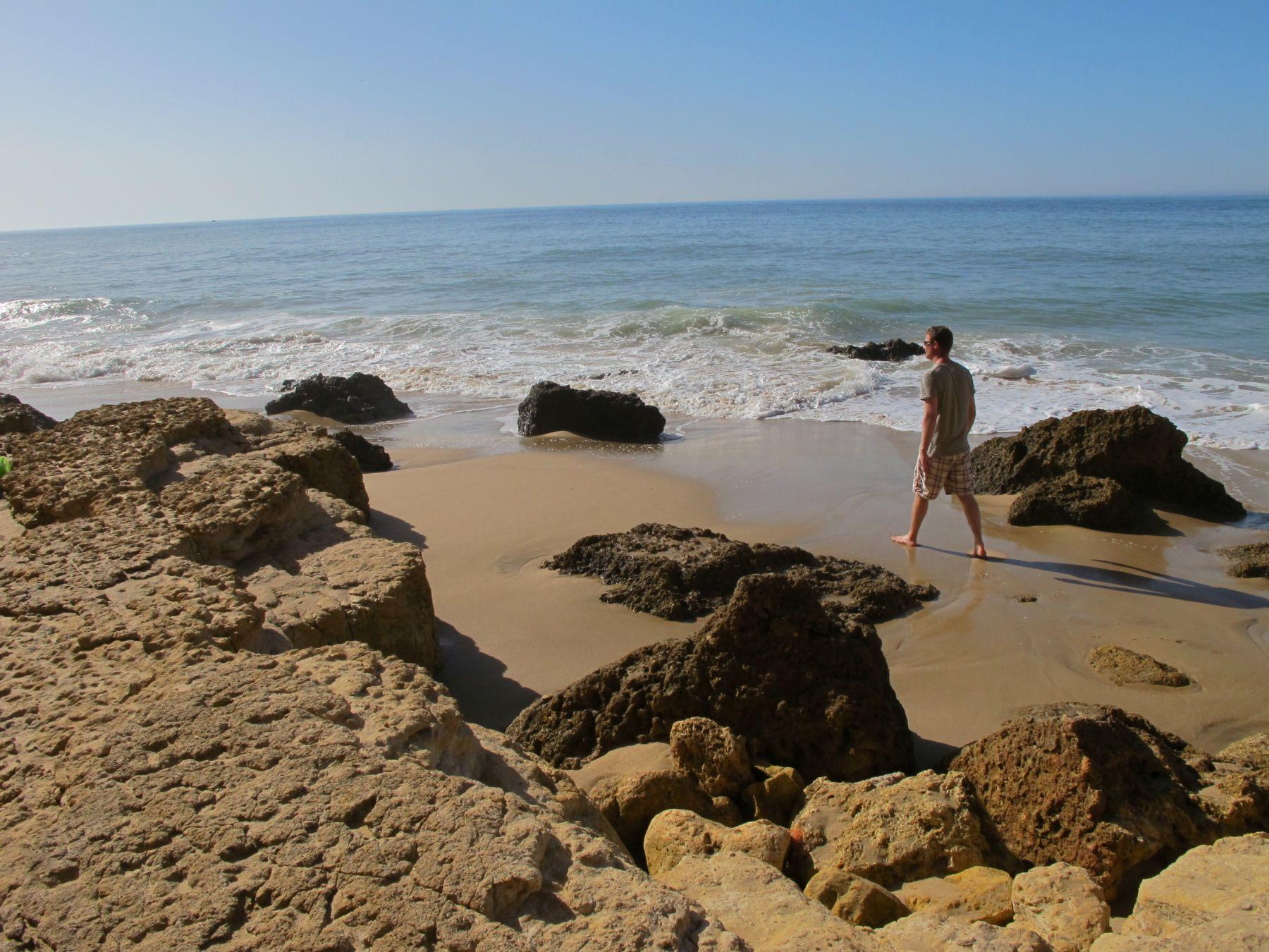 Strandje portugal