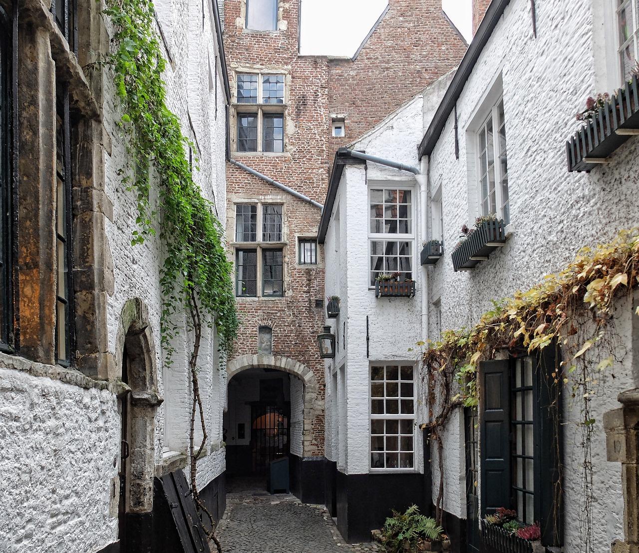 Antwerpen oude stad