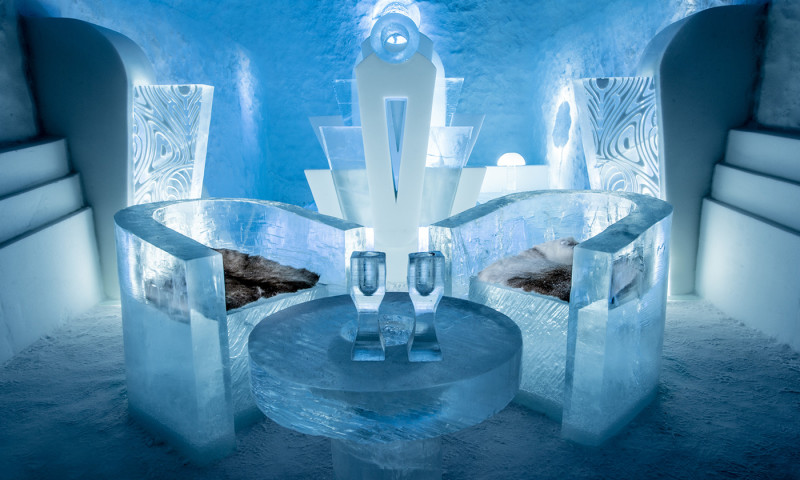 Icehotel Zweden