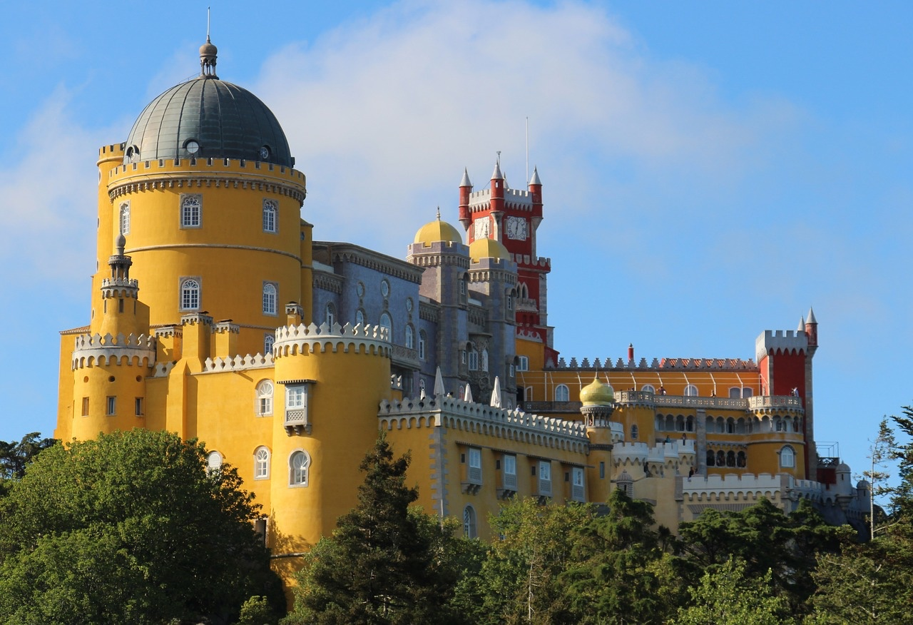 Portugal bezienswaardigheden, Sintra