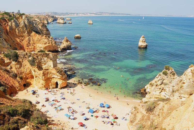 Algarve mooiste strand