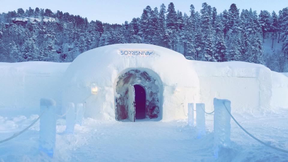 Iglo hotel Lapland