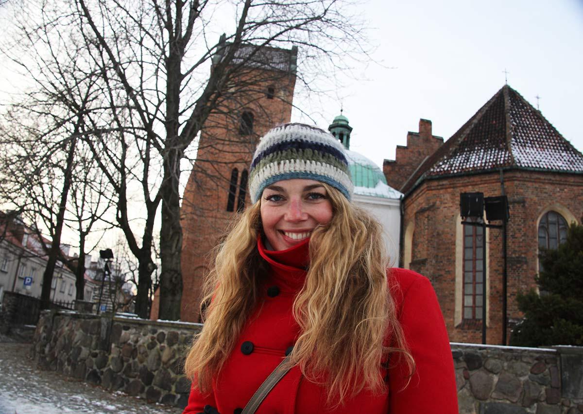 Warschau blogger
