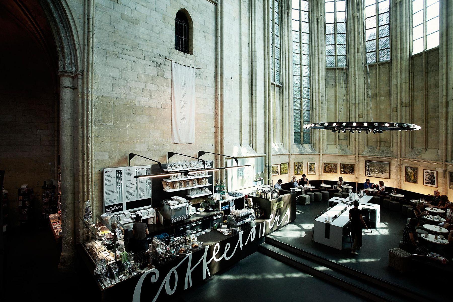 Coffeelovers Maastricht Dominicanenkerk