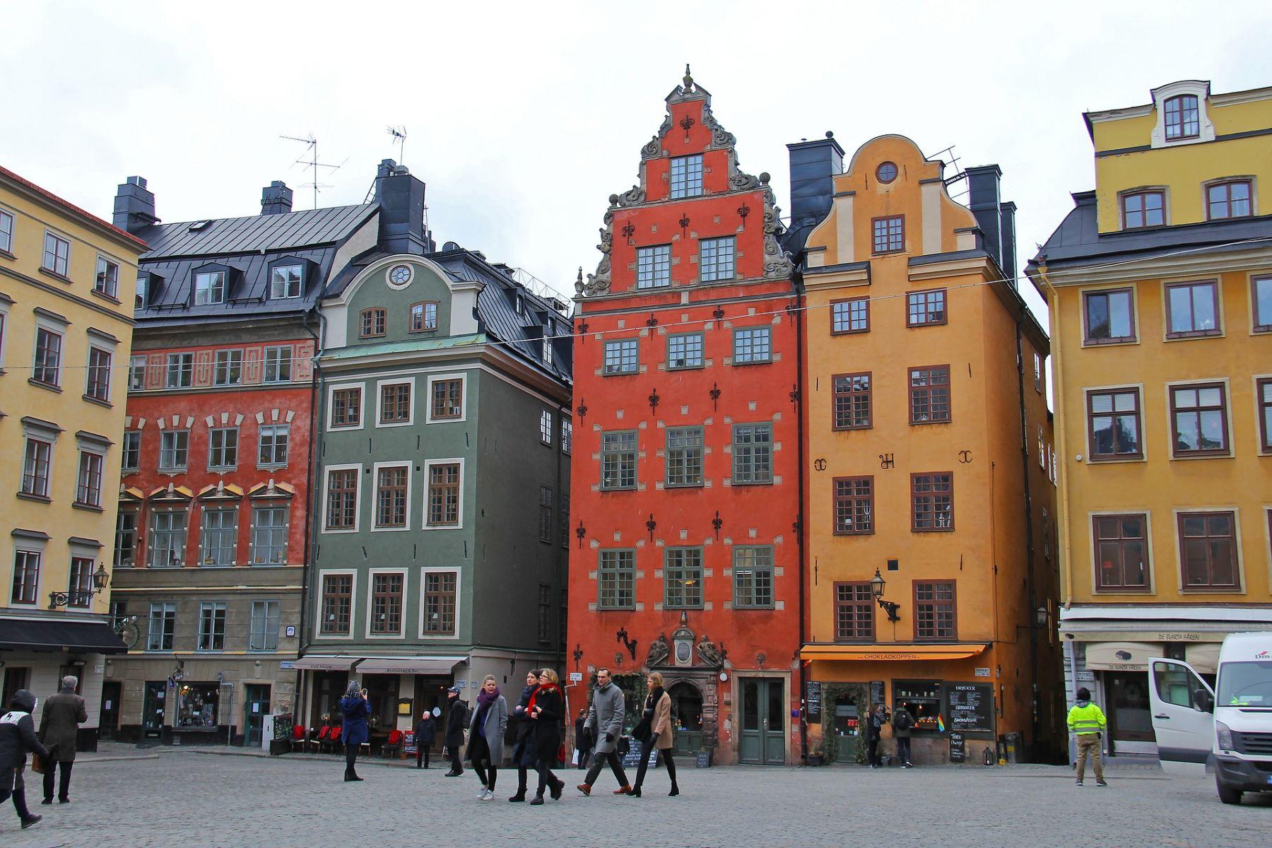 Stockholm city trip
