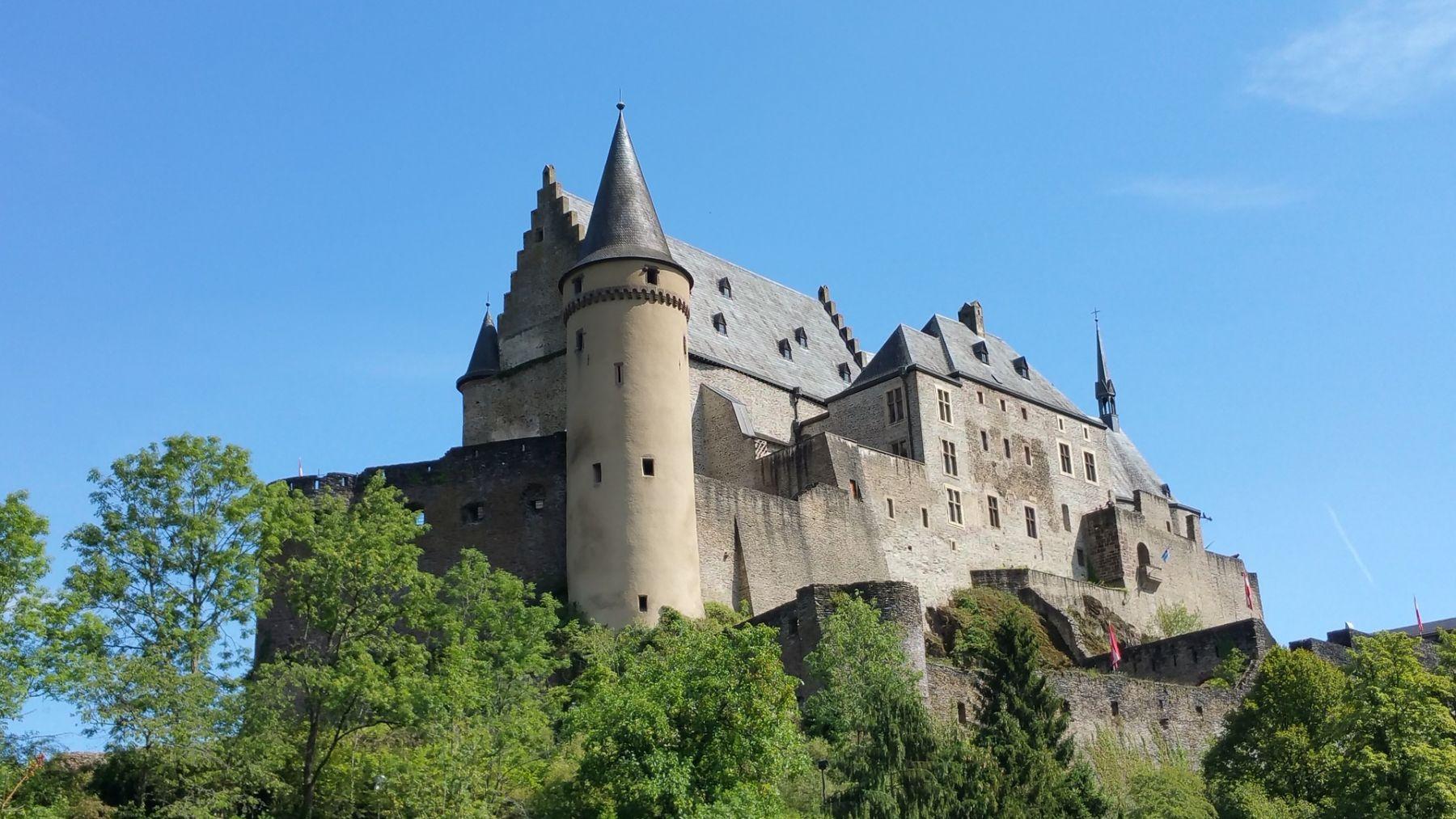 Luxemburg kasteel