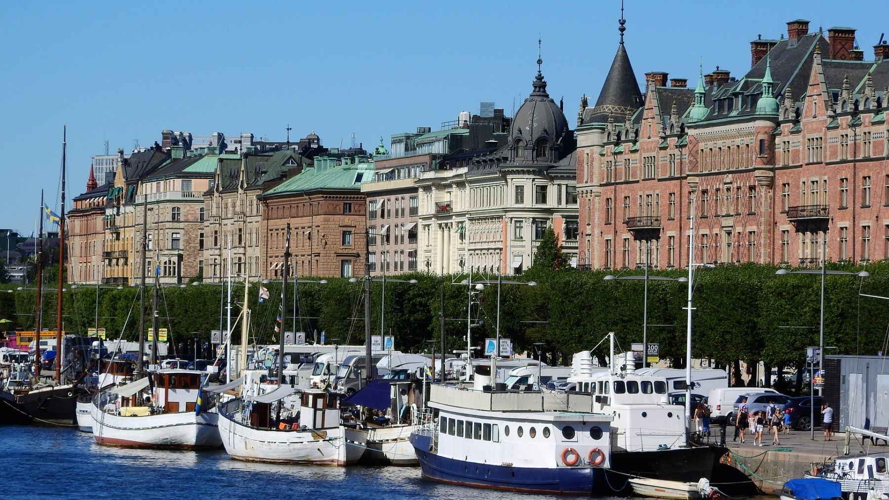 Stockholm haven