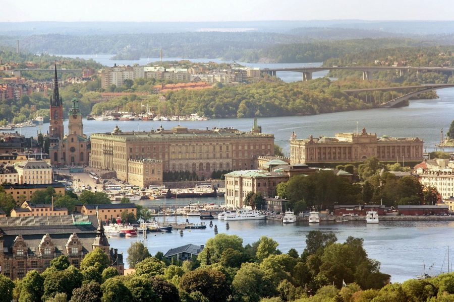 Stockholm steentrip