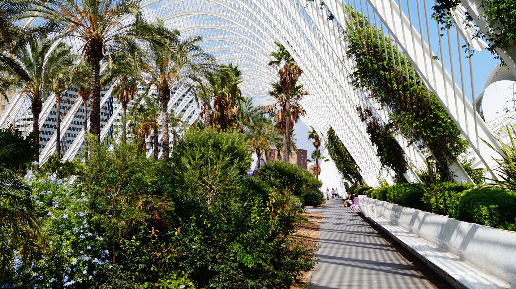 Ciutat de les Arts Valencia