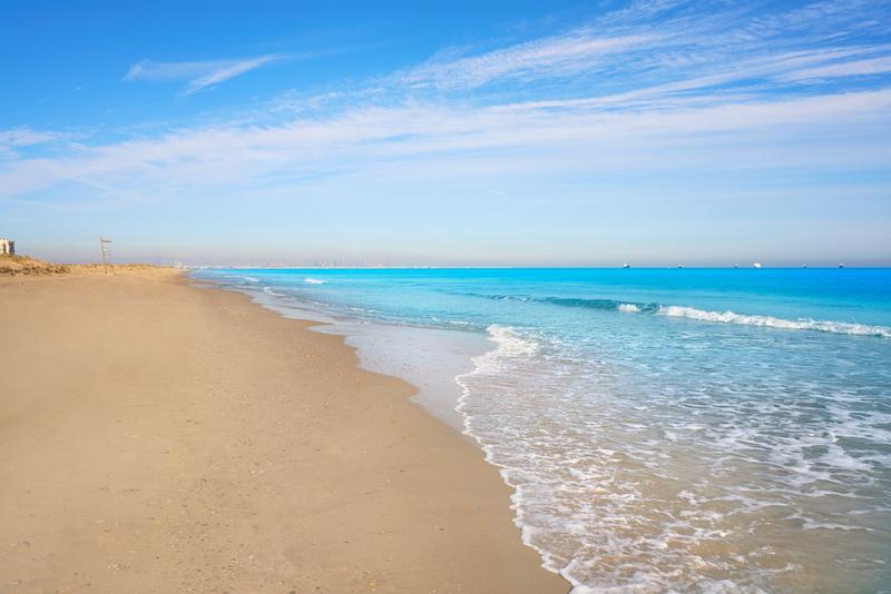 Valencia strand