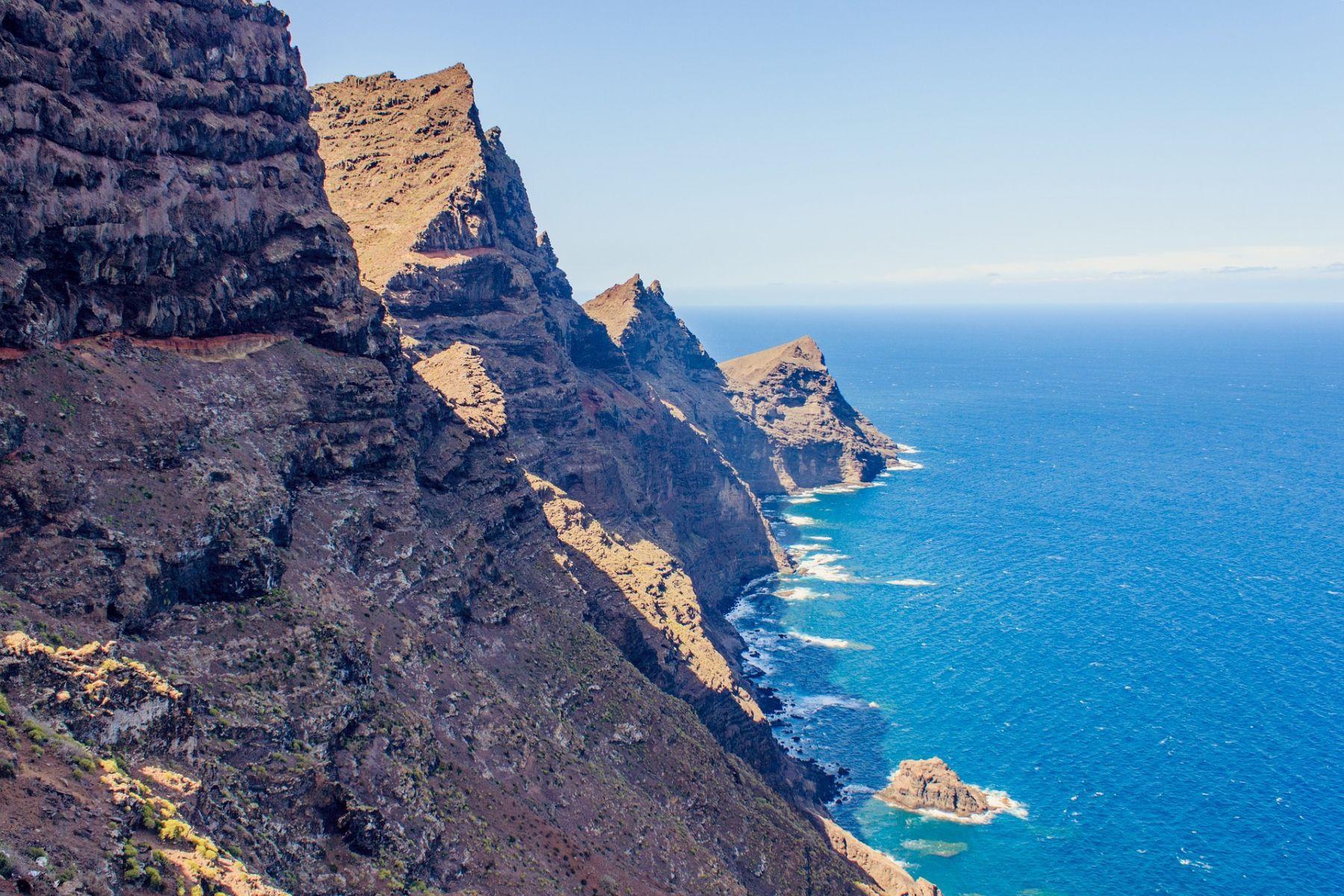 Kust Canarische eilanden