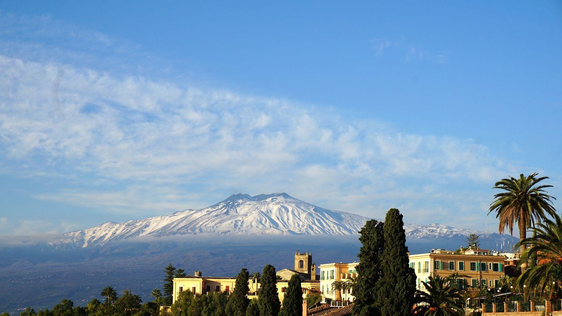 Etna vulkaan