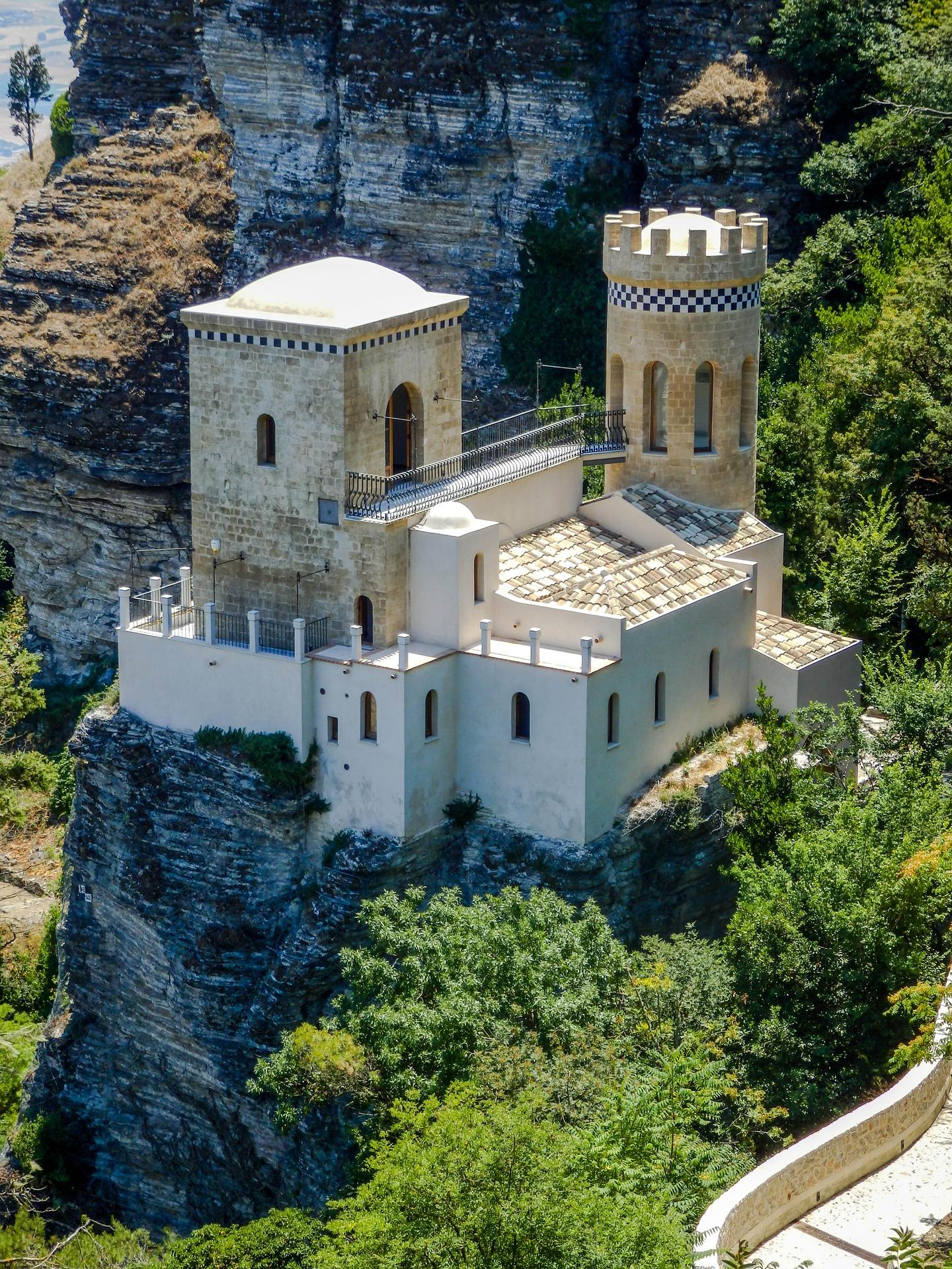 Sicilië kasteel bezienswaardigheid