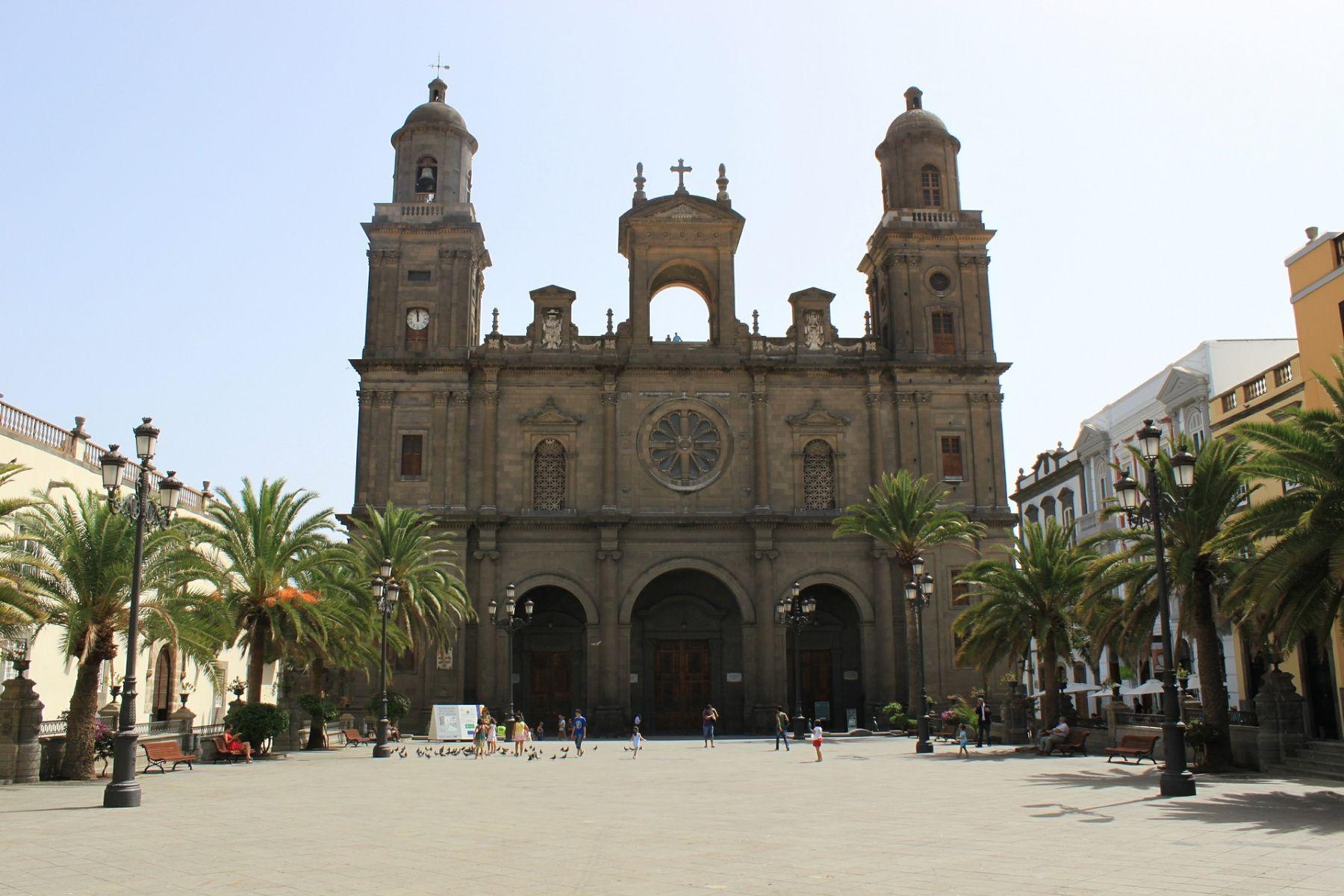 Kathedraal las Palmas