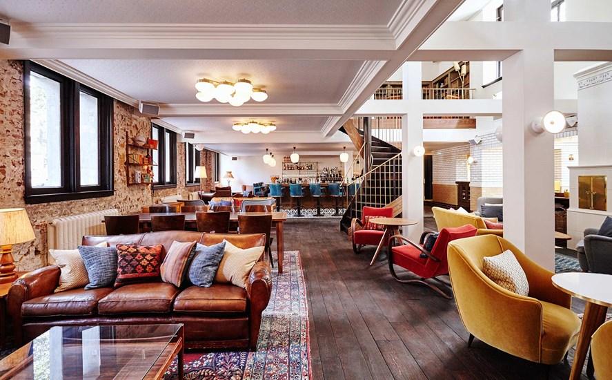 Hotel Dwars Amsterdam : Hotel dwars