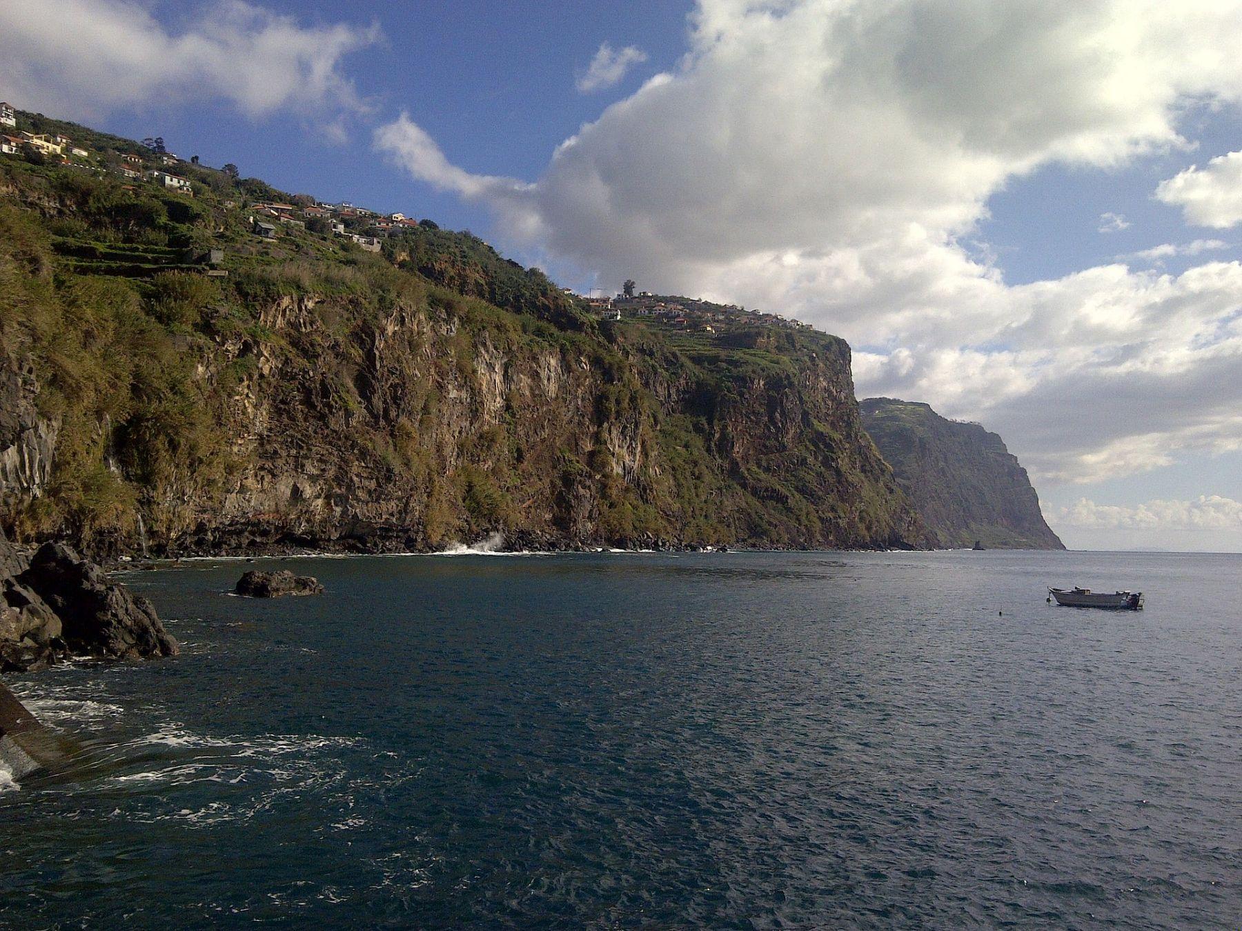 Madeira kust