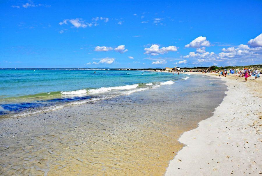 Es Trenc strand