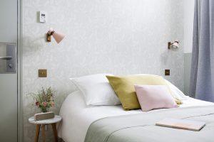 Hotelkamer Parijs ~henriette