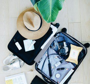 Inpaklijst vakantie