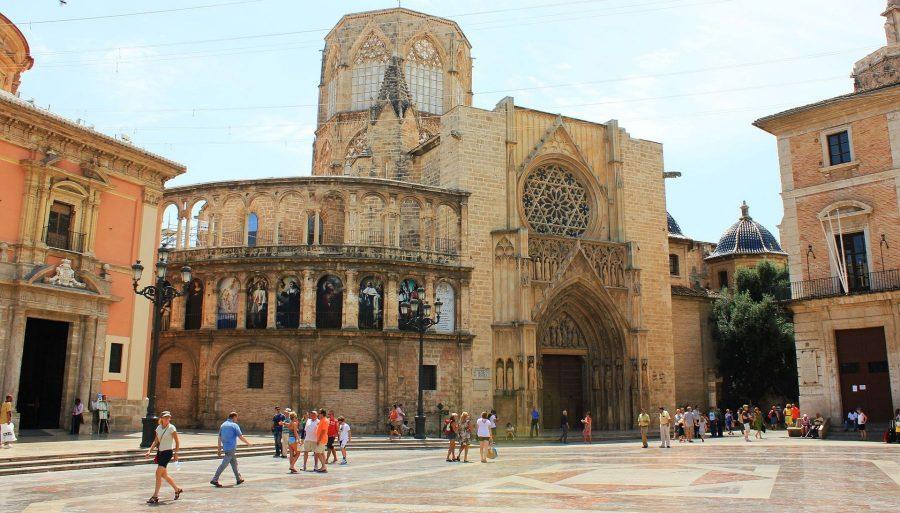 Valencia centrum