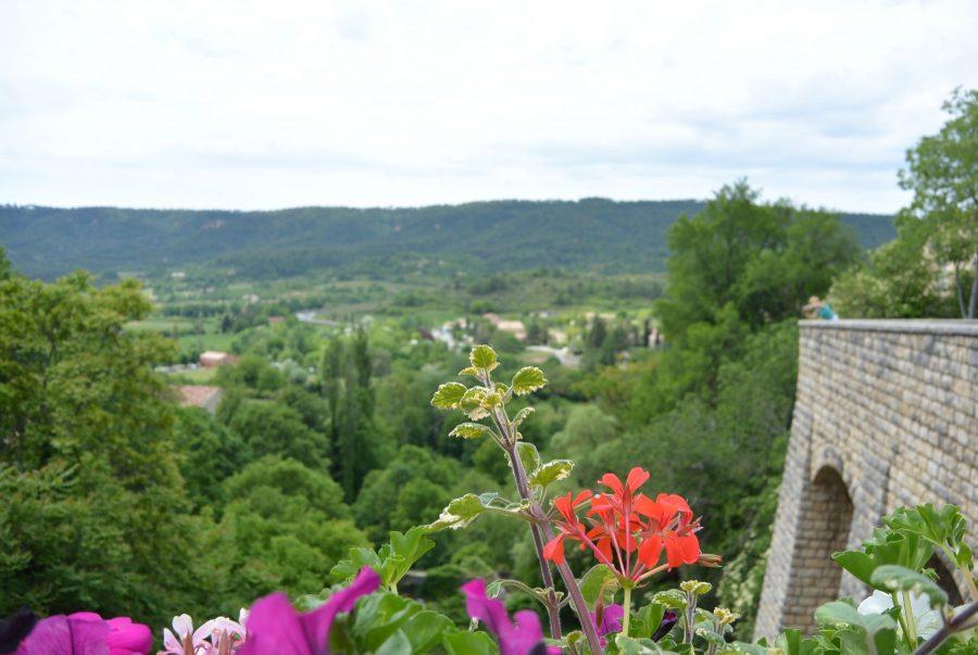 Frankrijk leuk dorpje