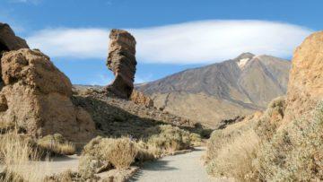 Vulkaan bezoeken Tenerife