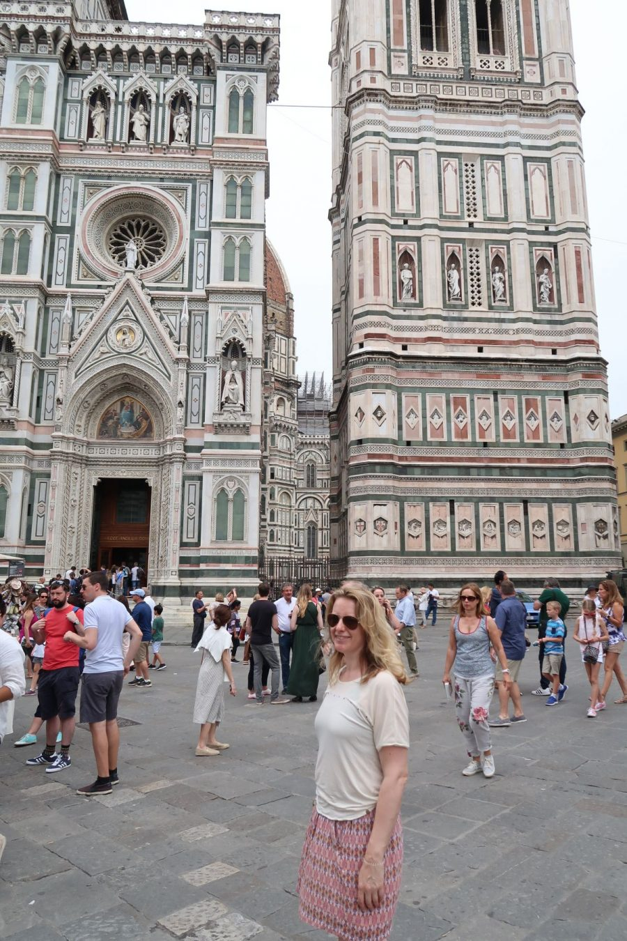 Florence city trip