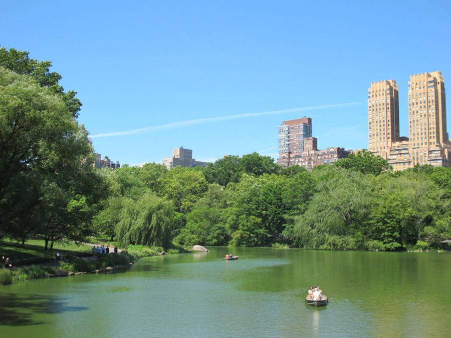 Bootje Huren Central Park