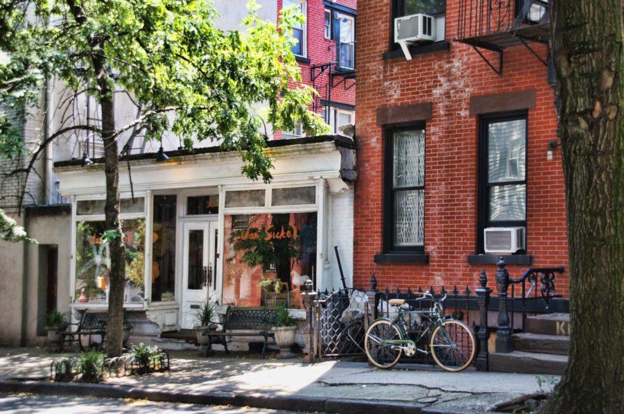 New york straatjes